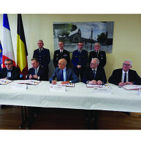 Mise en place des accords de « Tournai II »