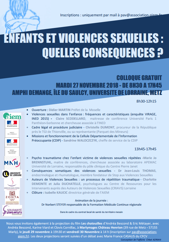 DDCS Affiche colloque